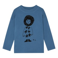 product-Bobo Choses Eskimo  Organic Cotton T-shirt