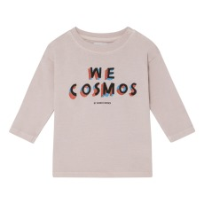 product-Bobo Choses T-shirt ML Coton Bio We Cosmos