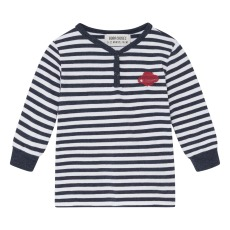 product-Bobo Choses T-shirt Coton Bio Rayé