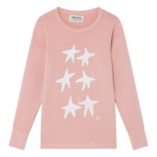 product-Bobo Choses T-shirt Coton Bio Etoiles