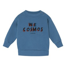 product-Bobo Choses Sweat Coton Bio We Cosmos