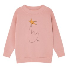 product-Bobo Choses Sweat Coton Bio