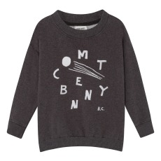 product-Bobo Choses Comet Organic Cotton Sweatshirt