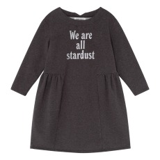 product-Bobo Choses Robe Molleton We Are All Stardust
