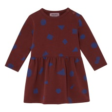 product-Bobo Choses Vestido de Felpa