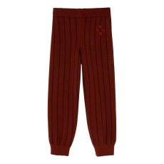 product-Bobo Choses Striped Knit Trousers
