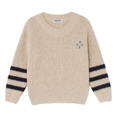 product-Bobo Choses Striped Sleeve Jumper
