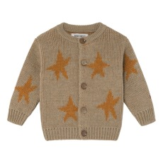 product-Bobo Choses Star Buttoned Cardigan