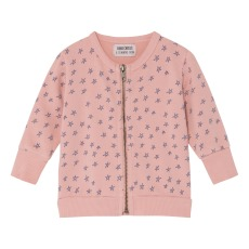product-Bobo Choses Stars Zip Sweatshirt