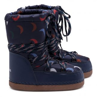 bb59d0c7c3e Cosmo Boots Navy blue