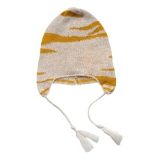 product-Maed For Mini Cappello Tigre di maglia