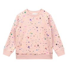 product-Stella McCartney Kids Tulle Sequins Sweatshirt