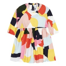 product-Stella McCartney Kids Vestido Patchwork