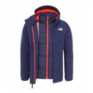 low priced 3067f 8892c Cappotto 3 in 1 Triclimatico Blu marino