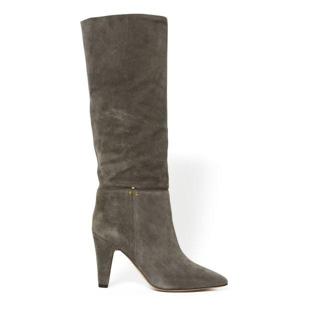 Sandie 95 Boots Grey