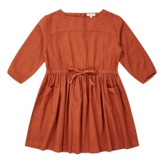product-Caramel Paprika Dress