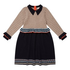 product-Caramel Zeus Knit Dress