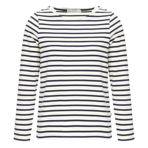 9a4b269a84 Claudie Marinière Top - Women's Collection - Navy blue