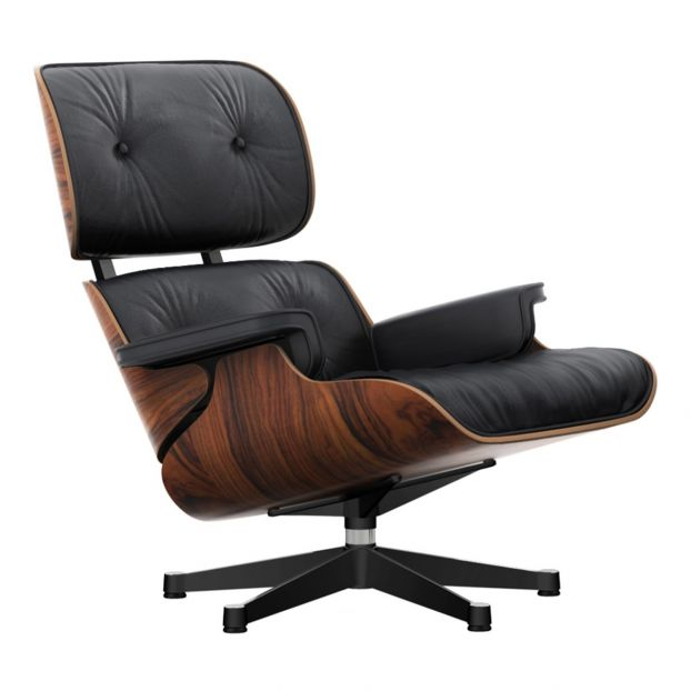 Superb Rosewood Lounge Chair Charles Ray Eames 1956 Rosewood Uwap Interior Chair Design Uwaporg