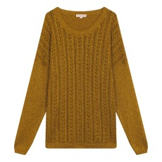 product-Louise Misha Brillino Lurex Jumper - Women's Collection -