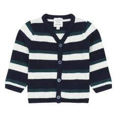 product-Carrement Beau Cardigan Rayé