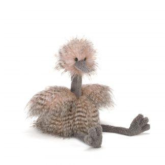 Odette Ostrich Soft Toy