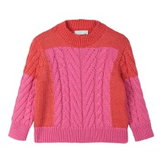product-Stella McCartney Kids Two-toned Jumper