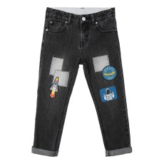 product-Stella McCartney Kids Patches Jeans