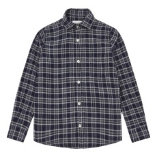 product-Hartford Paul Check Flannel Shirt