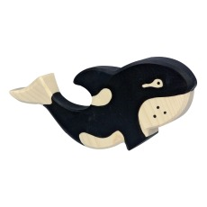 product-Holztiger Orca Wooden Figurine