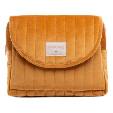product-Nobodinoz Savanna Velvet Toiletry Bag