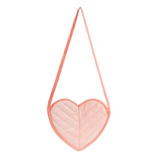 product-Nobodinoz Savanna Velvet Heart-Shaped Bag