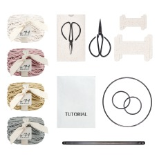 product-Numero 74 Kit de macramé Freedom Whisper