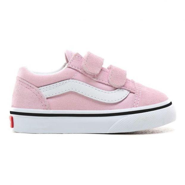 scarpe rosa vans