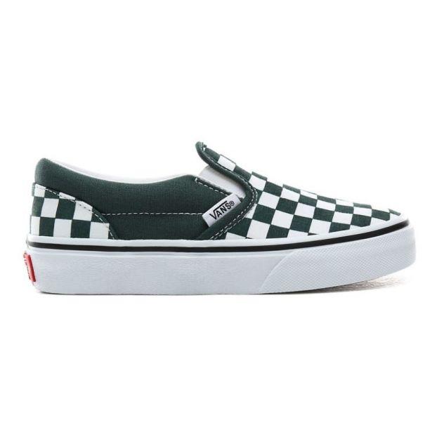 schön und charmant große Auswahl an Farben und Designs tolle Auswahl Slip On Shoes Green