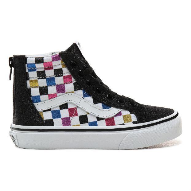 sneakers bambino alte vans