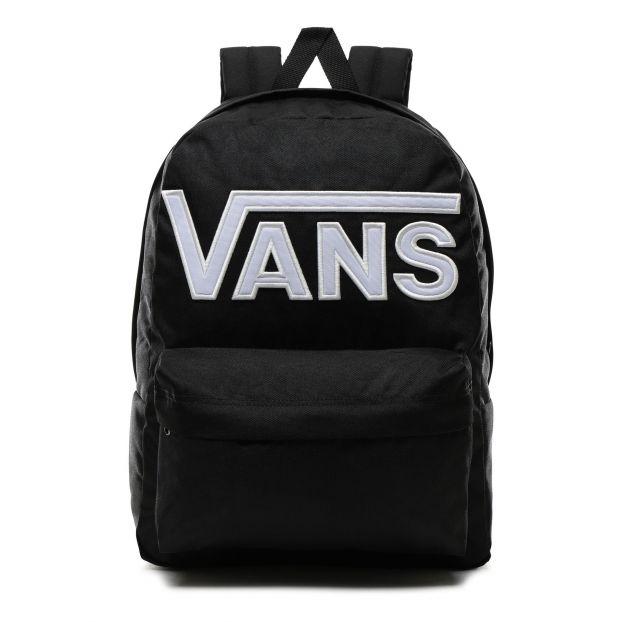 Sac à Dos Vans Old Skool Noir Vans Mode Adolescent , Enfant