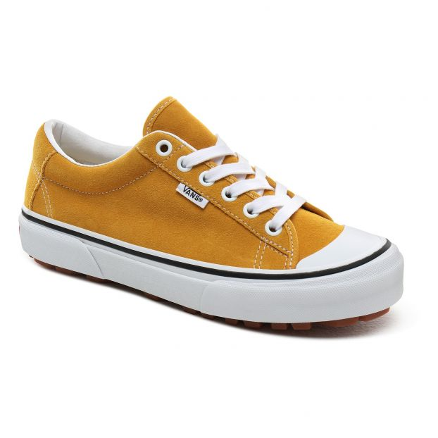 Baskets UA Style 29 Suede Jaune moutarde Vans Chaussure Adulte