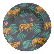 product-Rice Leopard Plate