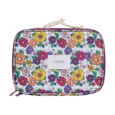 product-State Bags Rodgers Floral Lunch Box