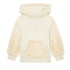 product-Hundred Pieces Sweat Hoodie Fausse Fourrure