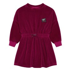 product-Hundred Pieces Dreams velour dress