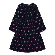 product-Hundred Pieces Velour heart dress