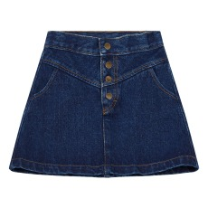 product-Hundred Pieces Denim mini skirt