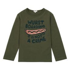 product-Hundred Pieces Camiseta Wurst Boarding