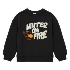 product-Hundred Pieces Winter On Fire sweatshirt