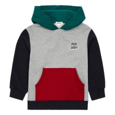 product-Hundred Pieces Colourblock hoodie sweatshirt