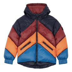 product-Hundred Pieces Anorak Color Block