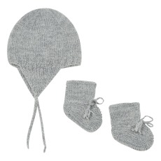 product-Bonton Alpaca Beanie and Booties