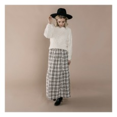 product-Rylee + Cru Janise Plaid Skirt - Women's Collection -